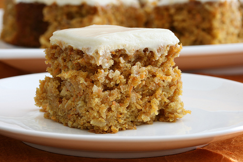 Carrot Cake Vegan The Ethical Chef