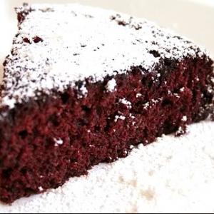 Deri's Chocolate Orange Cake (Vegan) | The Ethical Chef