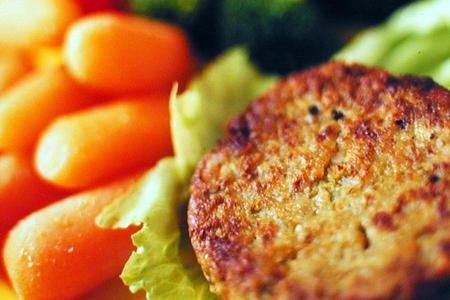 parsnip burger
