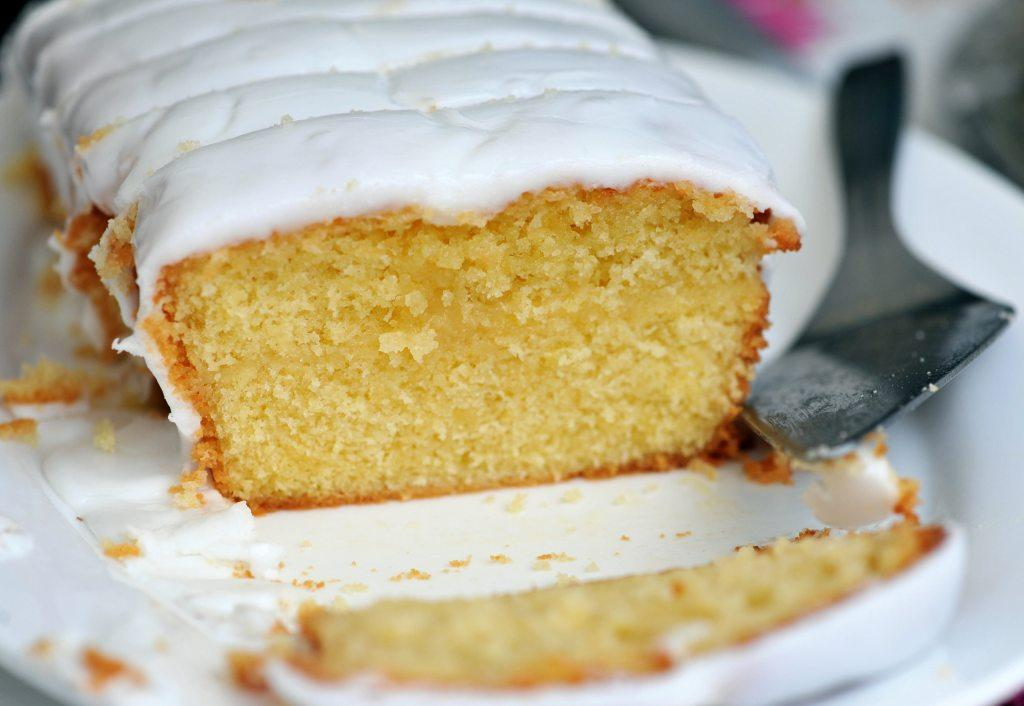 Lemon Cake Recipe — Dishmaps