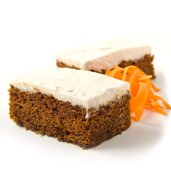 Carrot Cake | The Ethical Chef